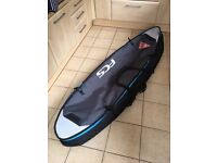 FCS Surfboard Triple Coffin Travel bag