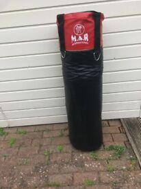 Heavy duty 4ft Punch bag