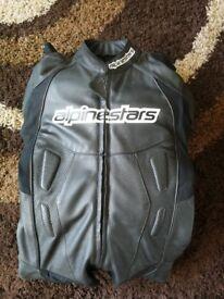 Alpinestars Carver 1pc Suit. EU48