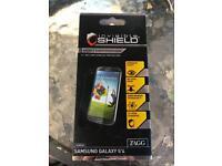 Samsung Galaxy S4 invisible shield Brand new