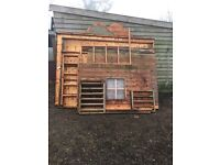 PLAY SHED 10x8