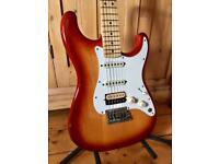 Fender 1983 'Dan Smith-era' Vintage American Stratocaster - Sienna Sunburst
