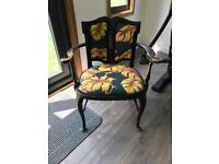 Vintage house of hackney chair