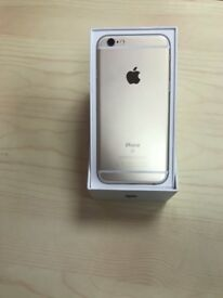 iPhone 6s 16gb Unlocked Gold Like New