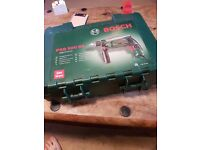 Bosch drill never used
