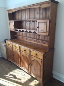 Pine Dresser Farmhouse (Large) Bargain Price reduced