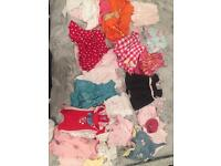 Baby girls clothing 3-6 months