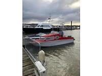 Micro plus 16ft fishing boat