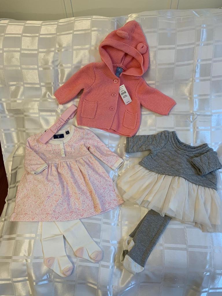 2a44af878 Gant   BabyGap 0-3 months clothes.