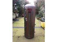 Large Copper Cylinder for Sale