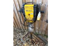 Wacker Concrete Breaker