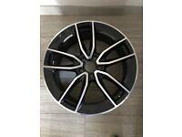 """Mercedes AMG 19"""" Alloy wheels"""
