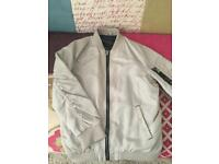 Boys bomber Jacket river island 9-10 years