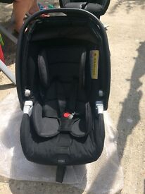 Mamas & Papas Isofix and Car seats