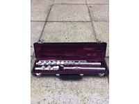 Buffet crampon flute - silver plated