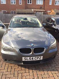 Bargain Price BMW 525 D Auto £3299