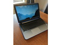 HP Pavilion 15-AB289SA Laptop - Intel i5 2.3GHz - 8GB RAM - 2TB HDD - Intel HD GPU - Windows 10