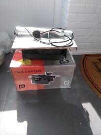 ELECTRIC TABLE TILE CUTTER.