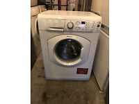7KG Hotpoint Aquarius+WMF760 Washing Maching Fully Working with 4 Month Warranty