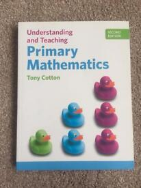 Understanding and teaching primary mathematics. Second edition
