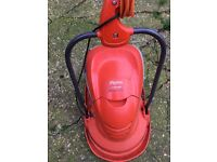Flymo mow and vac lawn mower