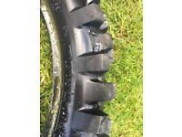 Motocross Tyres (Used)