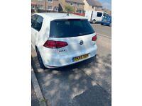 Volkswagen, GOLF, Hatchback, 2016, Manual, 1395 (cc), 3 doors