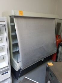 2M OPEN FRIDGE DISPLAY DRINKS FRIDGE (MULTI-DECK) AST176