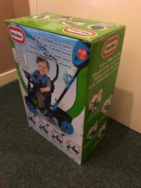 Little Tikes 4-in-1 Trike Blue 9-36 Months RRP £69.99
