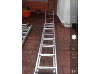 Titan roof ladder