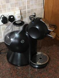 Krups Dolce Gusto Coffee Machine & pod holder