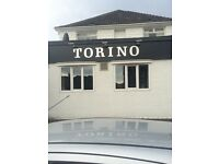 Torino Bar requires full/part time bar staff