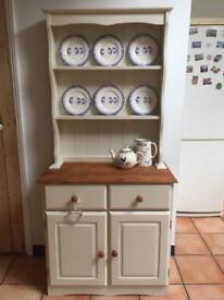 Two Door Refurbished Kitchen Dresser Shabby Chic