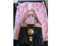 Juicy Couture small leather hand bag