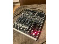 Makie 802-VLZ3 Premium mic/line mixer
