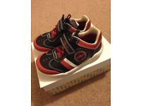 Immaculate Boys Clarks Shoes size 7F