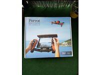 BRAND NEW DRONE Parrot Bebop + Sky Controller HALF PRICE