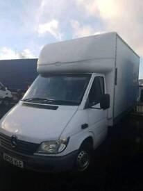Mercedes Sprinter 2.1 Luton Box Van