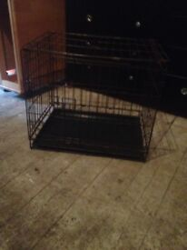Small Sized Dog Cage