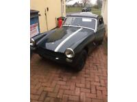 Austin Healey Sprite 1965 project mg midget spridget classic car