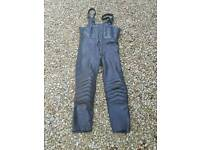 MOTOR CYCLE LEATHERS & BOOTS