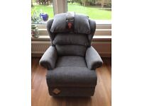 NEW Sherborne Windsor Small single motor Rise and Recline Armchair