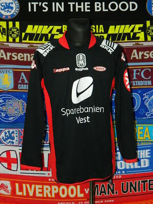 new w/tags 5/5 Brann Bergen adults XXL 2008 football shirt jersey trikot skjorta image