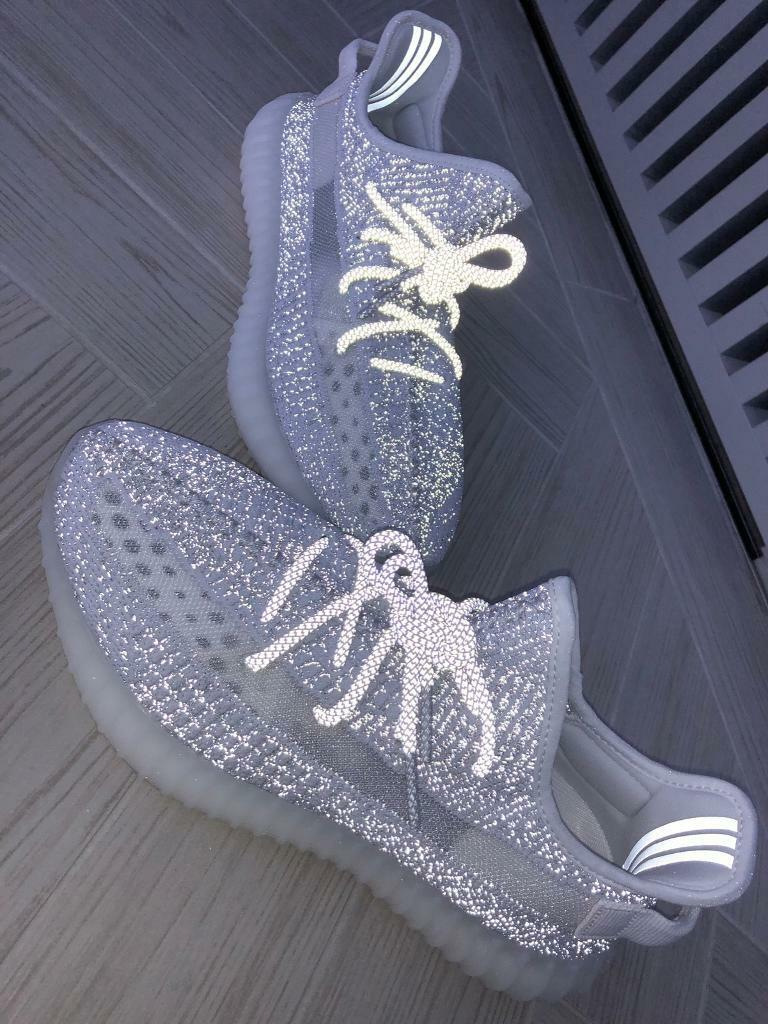 0c9dbaa15 Adidas Yeezy Boost 350 V2 Static (Reflective) UK10