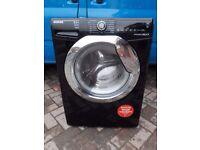 Black Hoover 8kg washer-dryer