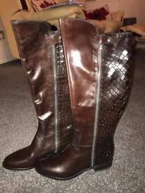 Clark's ladies boots