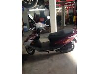 PEGASUS MOPED 50cc. LOW MILEAGE. EXCELLENT CONDITION