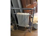 Brand new towel radiator NEVER INSTALLED