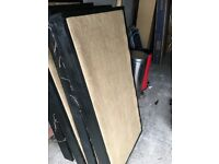6 x Custom Made Acoustic Panels (Rockwool Insulation Core)