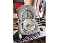 Baby chair by chicco